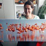 Печать фото, картин на холсте в Минске